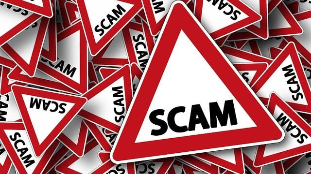 Scam Alert: A gang is targetting the public with old TRATOK